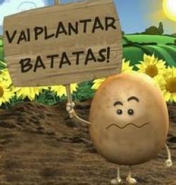 ir plantar batatas